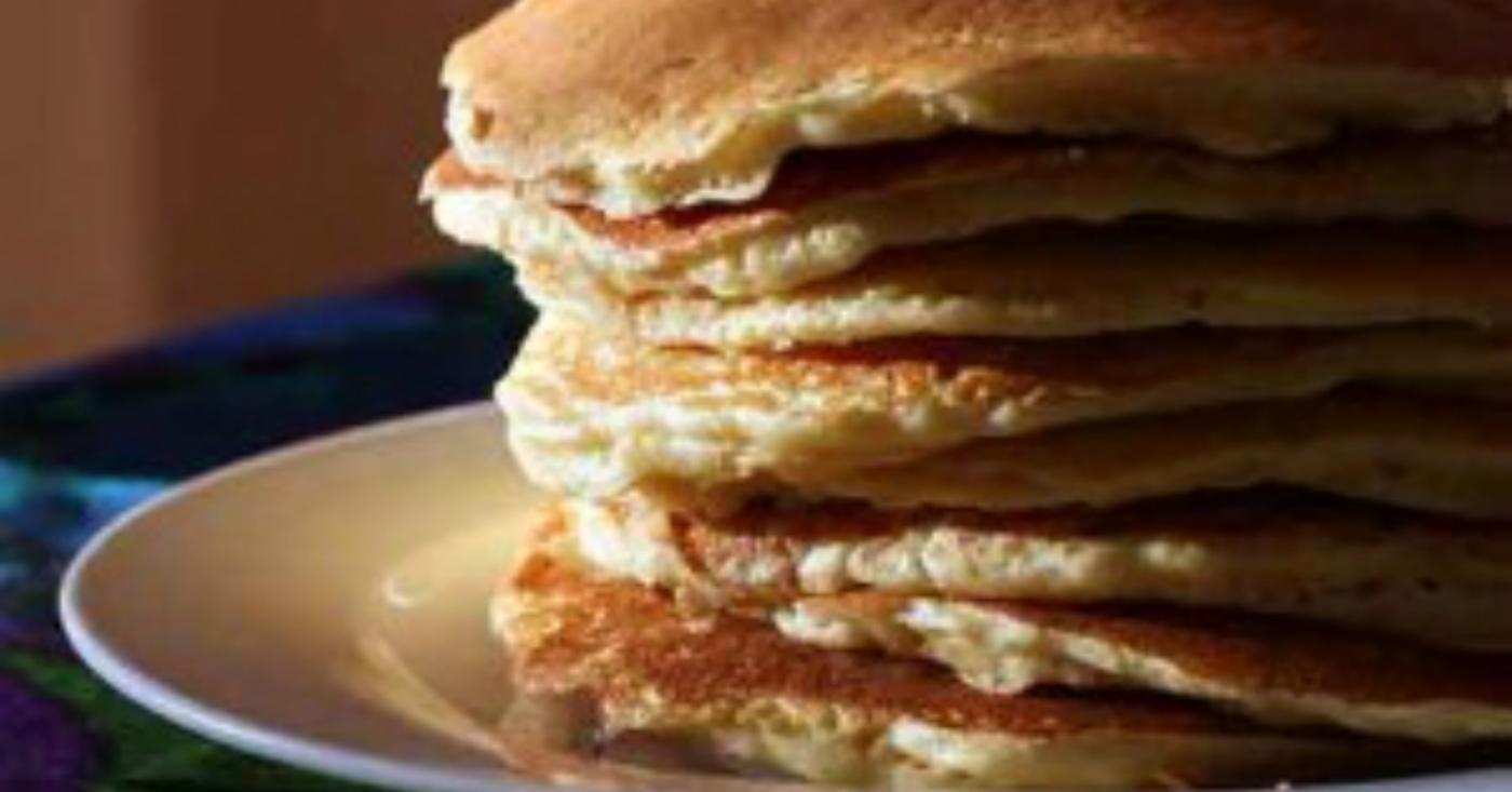 Healthy Cinnamon Vanilla Pancakes Freezer Meal Recipe