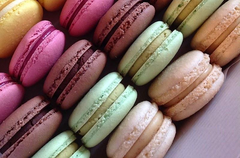 Makronky - Náplně Z Bílé Čokolády - Víkendové Pečení