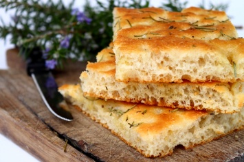 Focaccia Bread Recipe | Italian Bread Recipes Recipes | Healthy Recipes | Cooking Tips