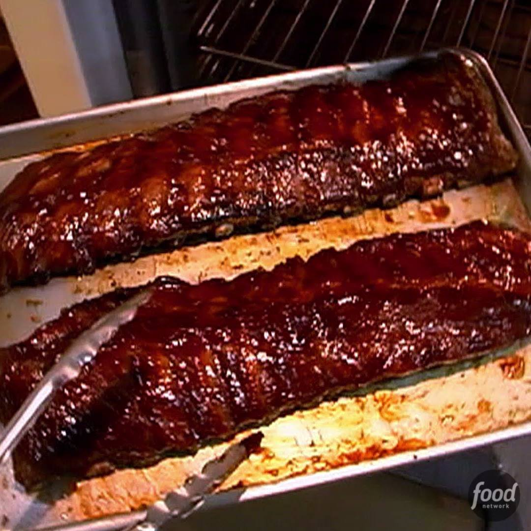 Alton Brown's 5-Star Baby-Back Ribs - The Best Video Recipes For All