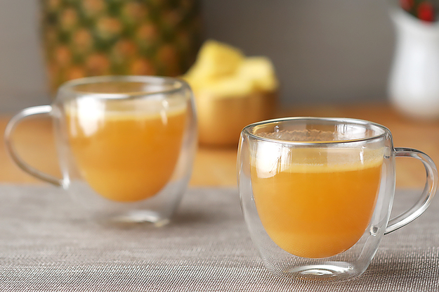 Pineapple Buttered Rum