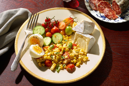 Sweet-Corn Salad Recipe