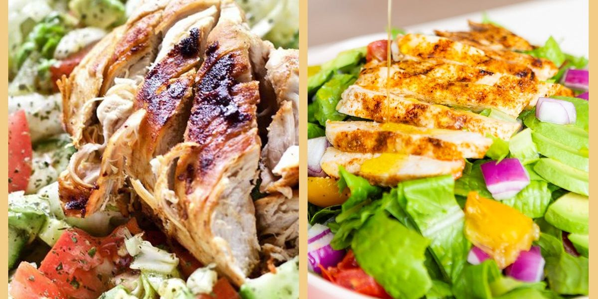 Make Pinterest's Most Popular Whole30 Chicken and Avocado Salad Recipe