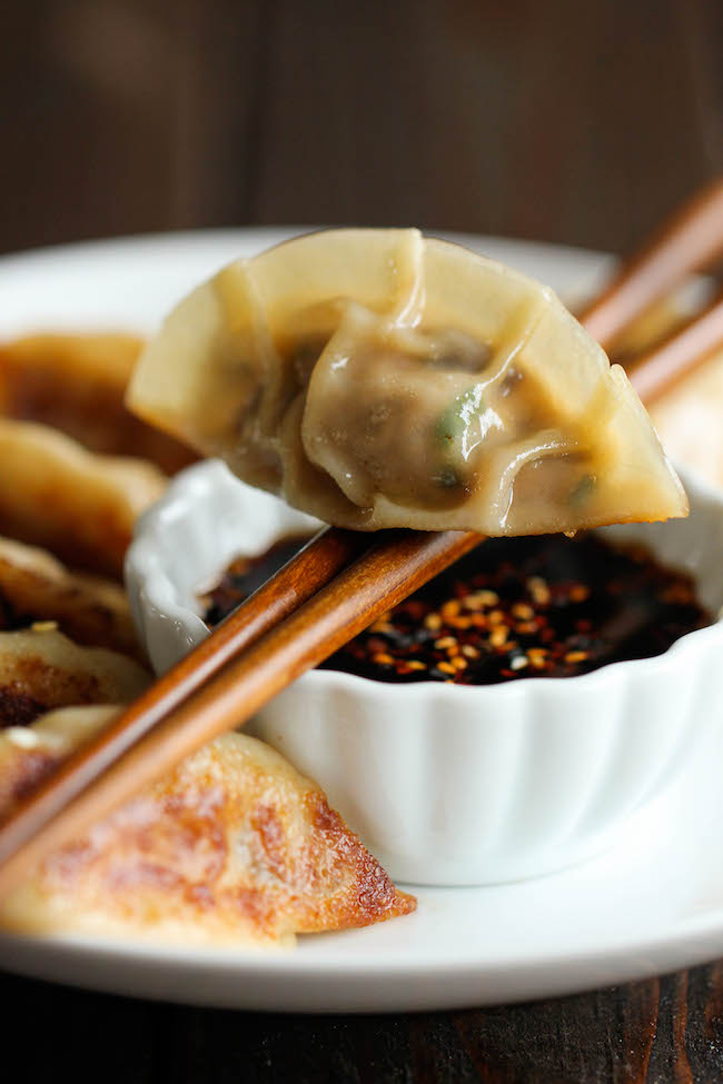 Potstickers - Damn Delicious