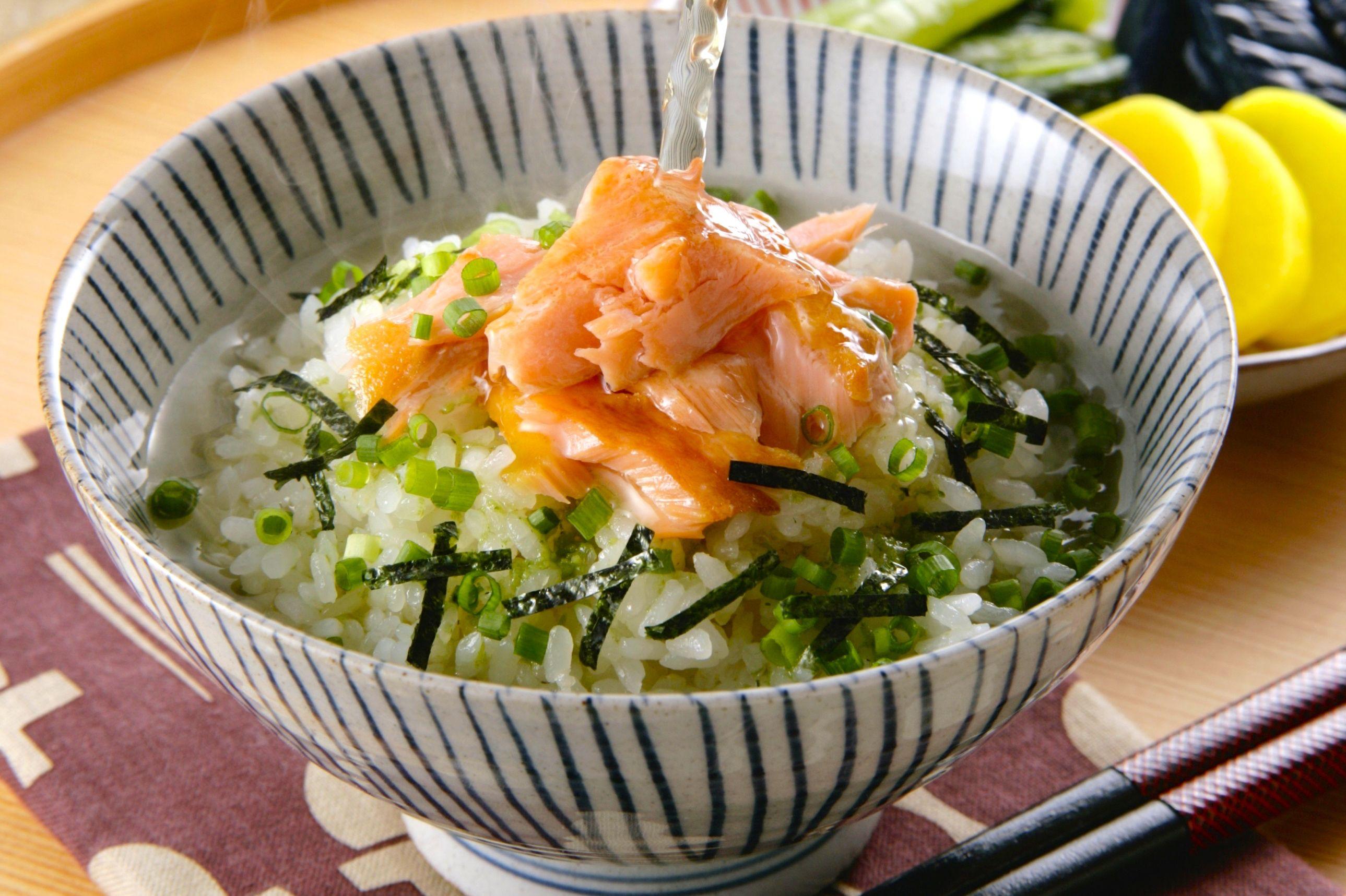 Sake Ochazuke