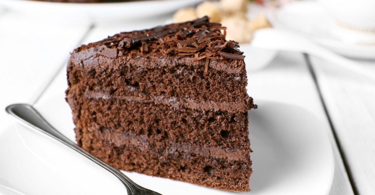 Mudslide Cake