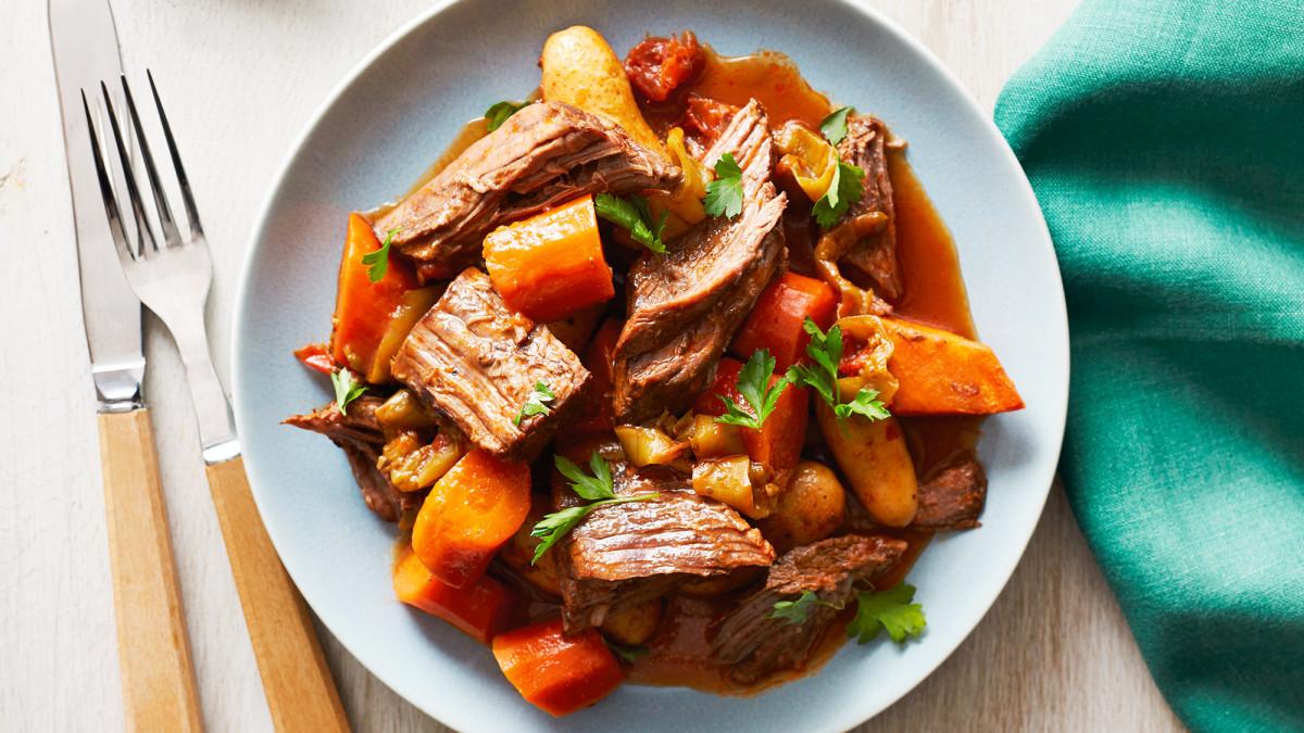 Spicy Italian Pot Roast