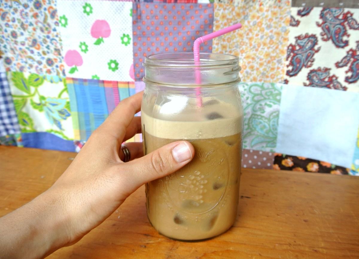 Easy Trim Healthy Mama Iced Coffee