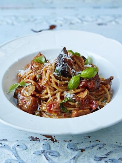 Spaghettis Alla Cecilliana