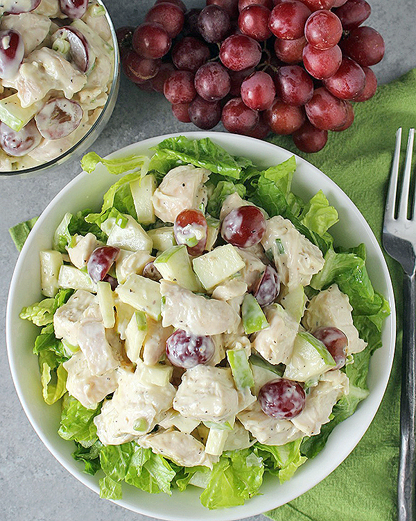 Paleo Whole30 Chicken Salad