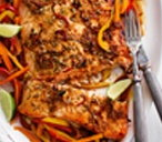 Asian Spiced Salmon Recipe | Christmas Mains | Tesco Real Food