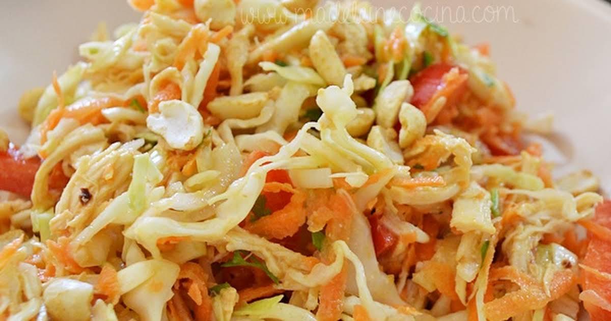 Thai Chicken Salad Recipe   Yummly
