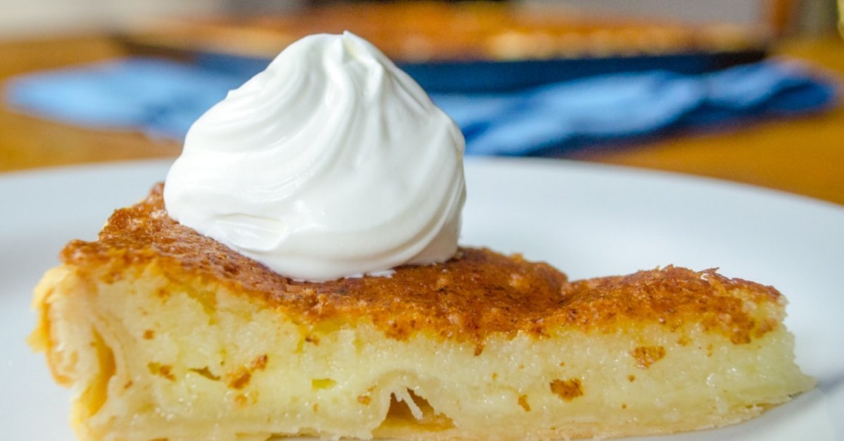 Buttermilk Slab Pie