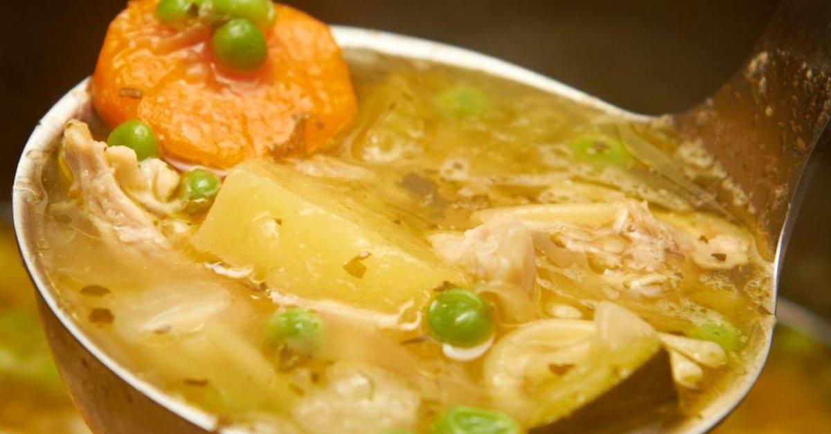 Irish Chicken Farmhouse Soup