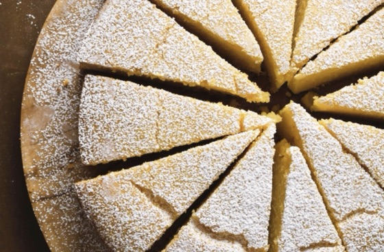 Mexican Corn Cake