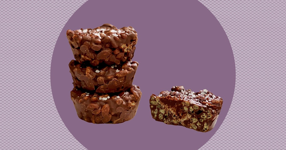 Joy Bauer Makes Crispy Chocolate-Peanut Butter Cups In A Muffin Tin