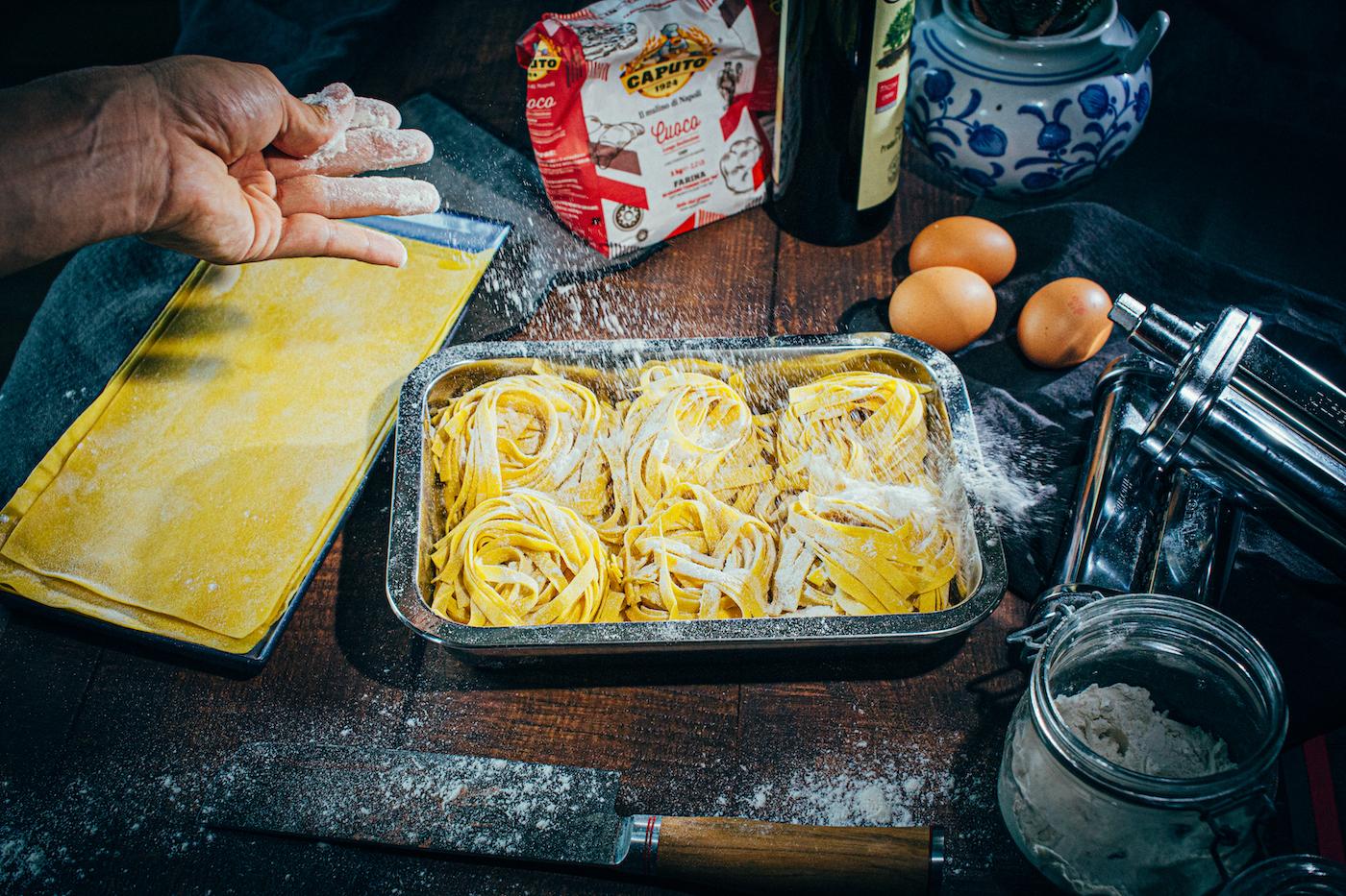 La Recette De Pâtes Fraîches Légères Selon Youcookcuisine