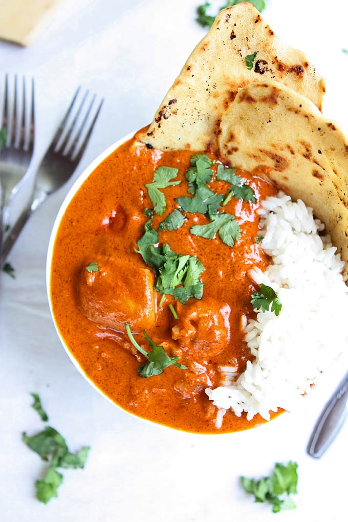 Indian Butter Chicken Recipe