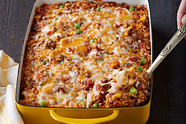 Home Recipes: Browse All of Our Recipes Mexican Beef & Rice Casserole Entire Family LOVES This! Fast, easy, and economical Nice chane from Tacos Fast and delicious! Simple and Tasty Easy and Tasty Easy and delicious!! Easy