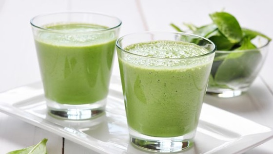 Avocado, Spinach & Cucumber Shake