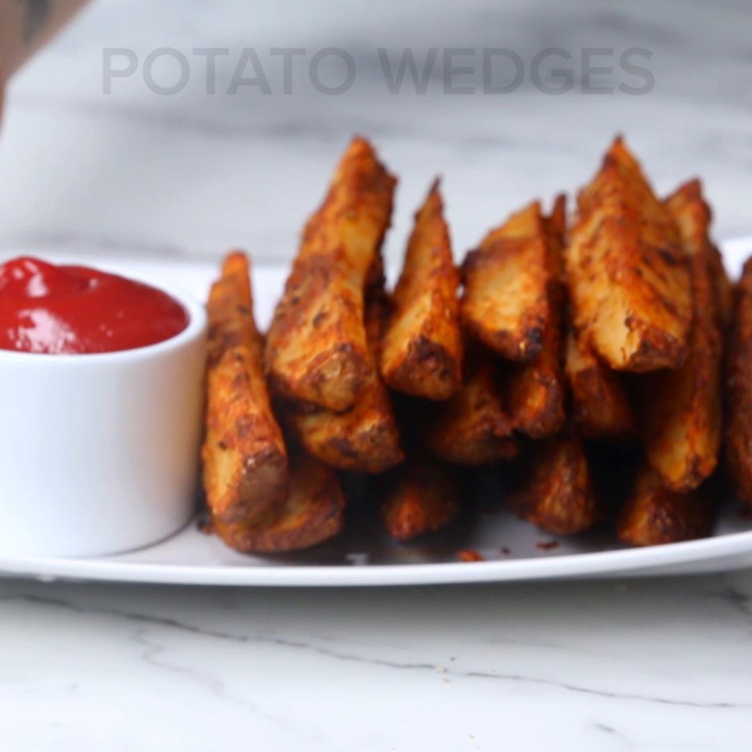 Potato Wedges by Tasty (lisuke)
