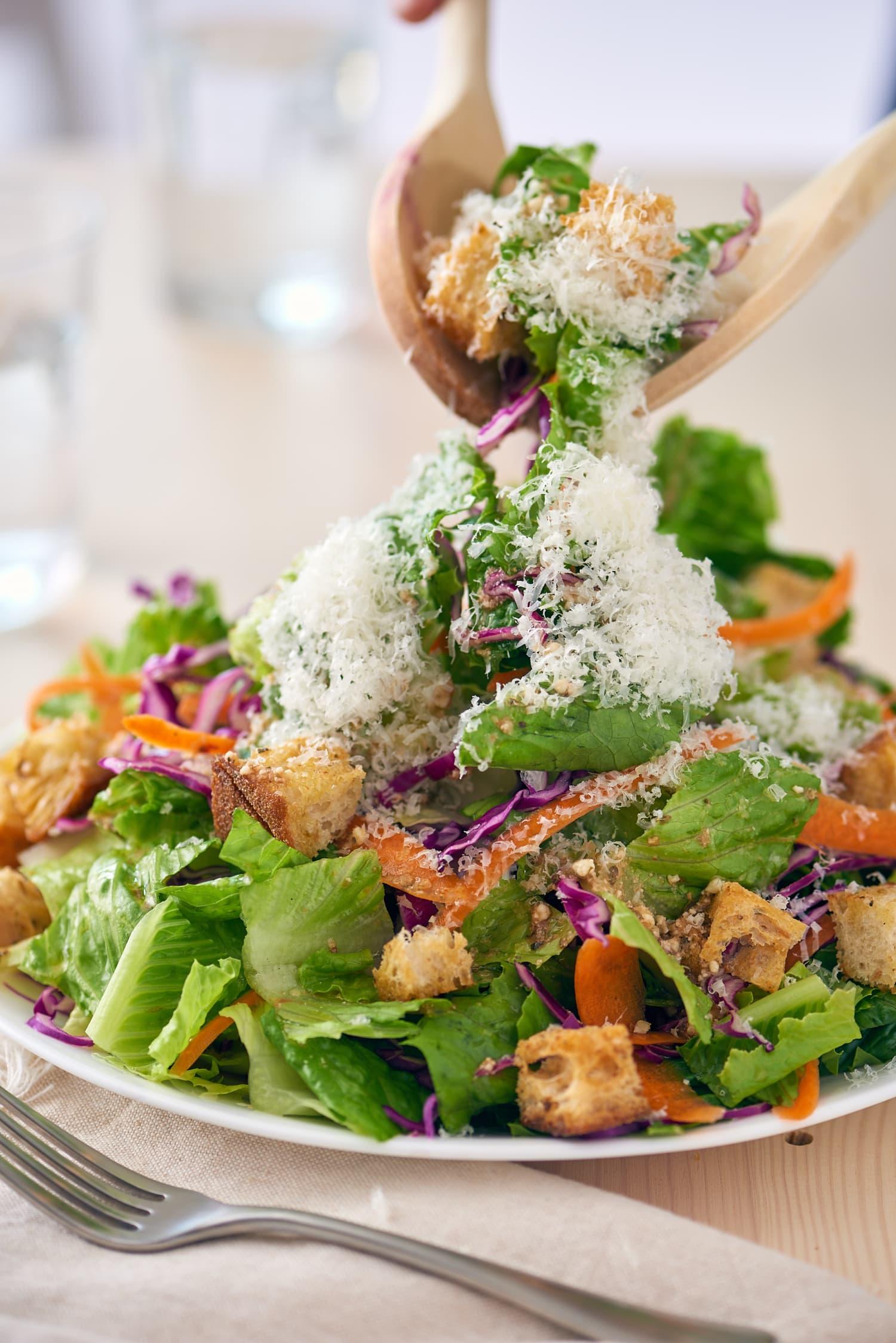 Recipe: Jersey Salad
