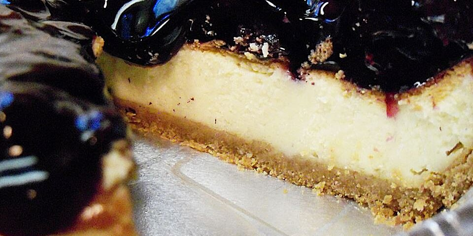 Cheesecake: Plain (add Toppings Of Choice)
