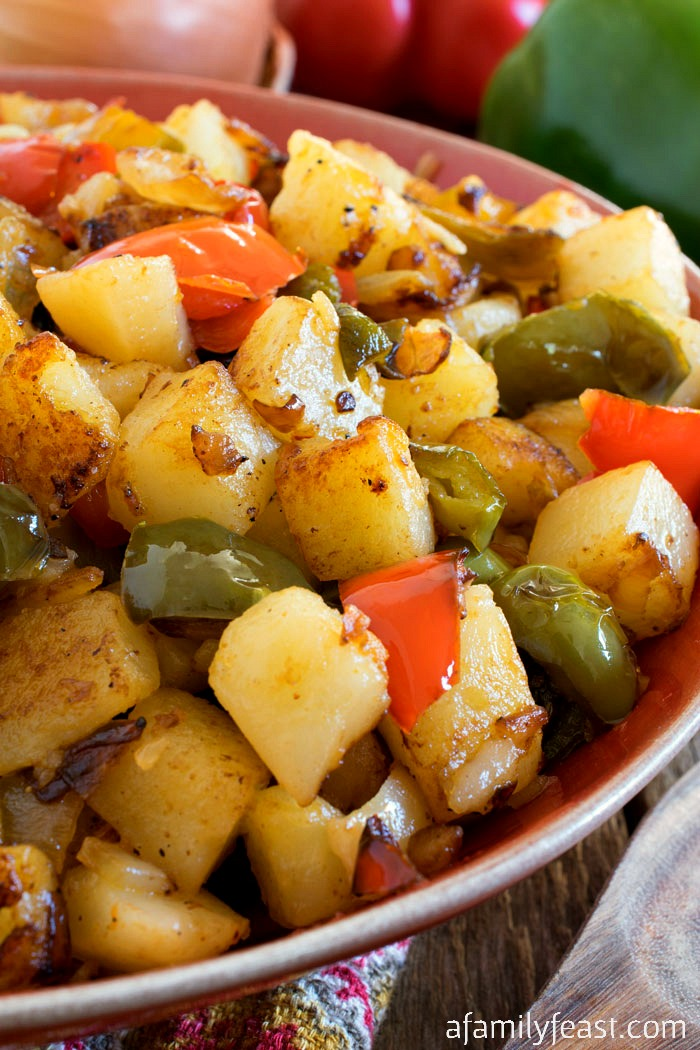 Potatoes O'brien - A Family Feast®