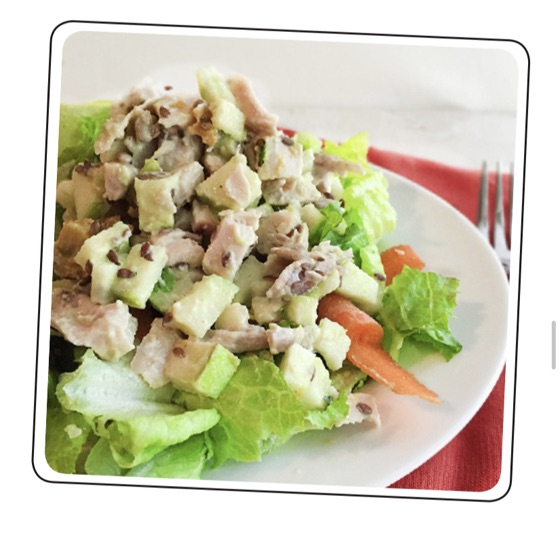 Green Apple Chicken Salad