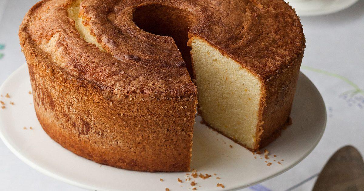 Perfect Pound Cake | Recipes Courtesy of Ina garten