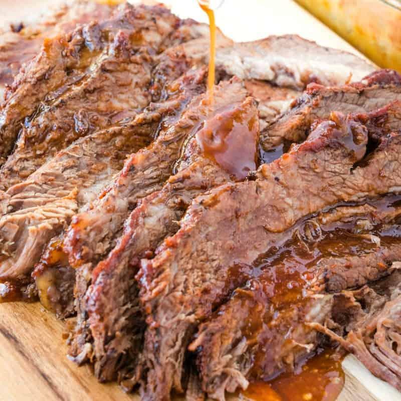 Beef Brisket: Slow Cooker Bbq Beef Brisket