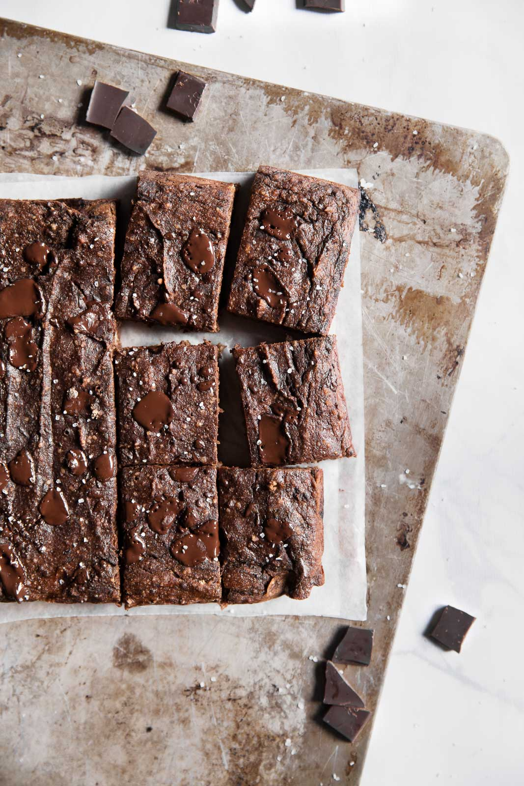 Double Chocolate Paleo Banana Bread
