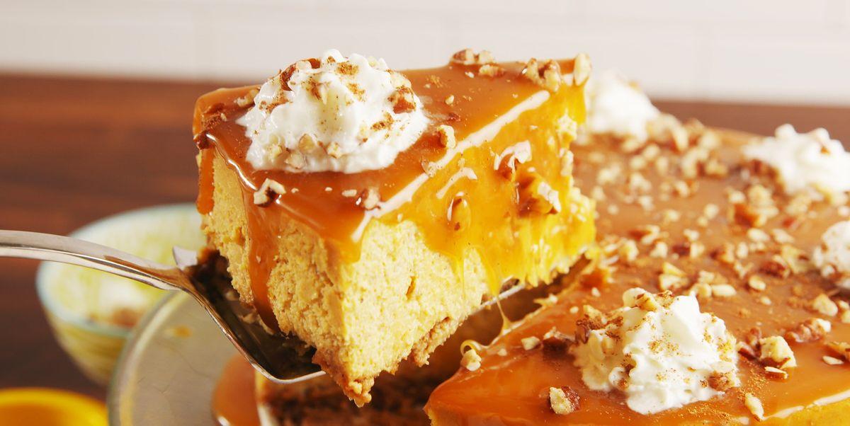 Cheesecake: Pumpkin