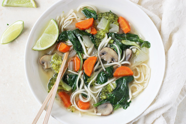 Ashley Jennings Miso Veggie Noodle Soup Aleeha Ashley Jennings Hannah Teson Ashley Jennings