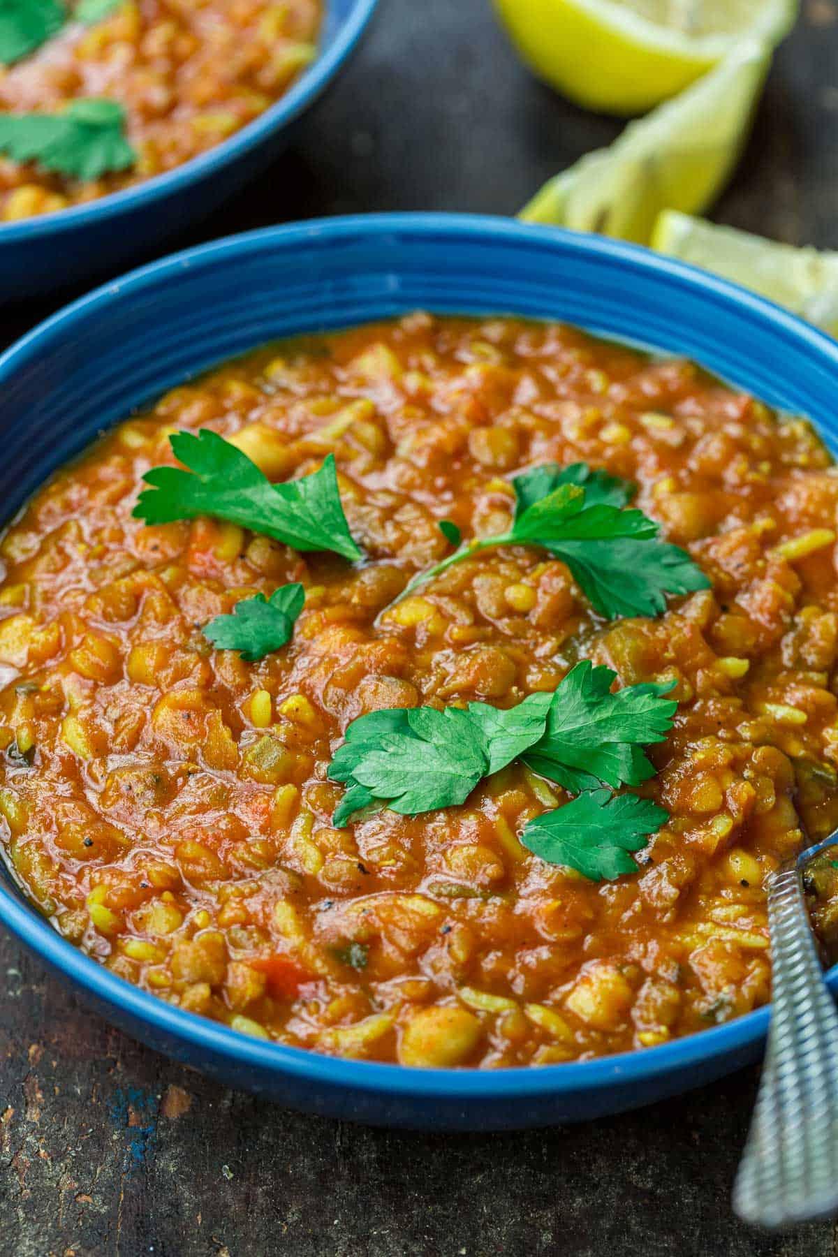 Soup: Moroccan Harira