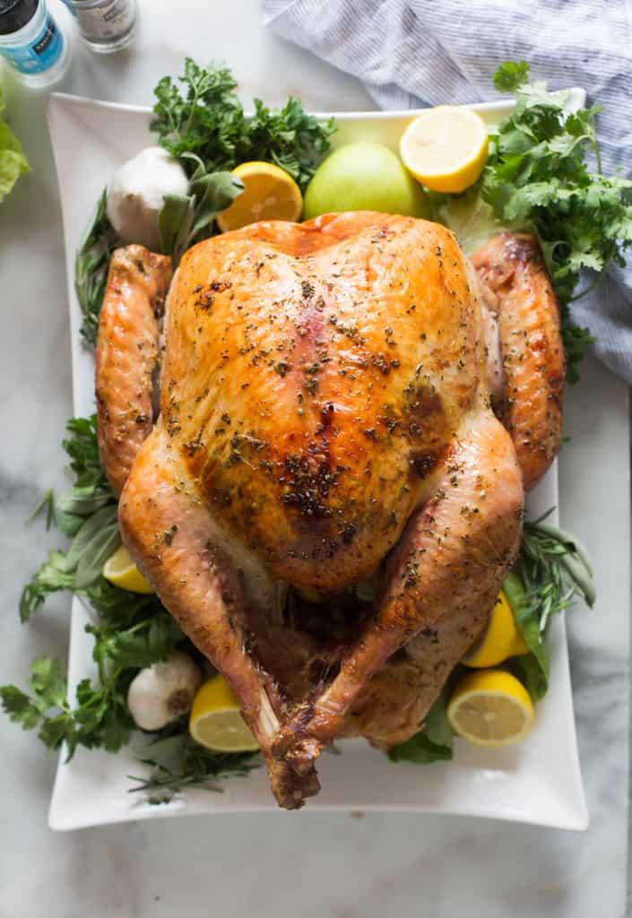 No Fuss Thanksgiving Turkey