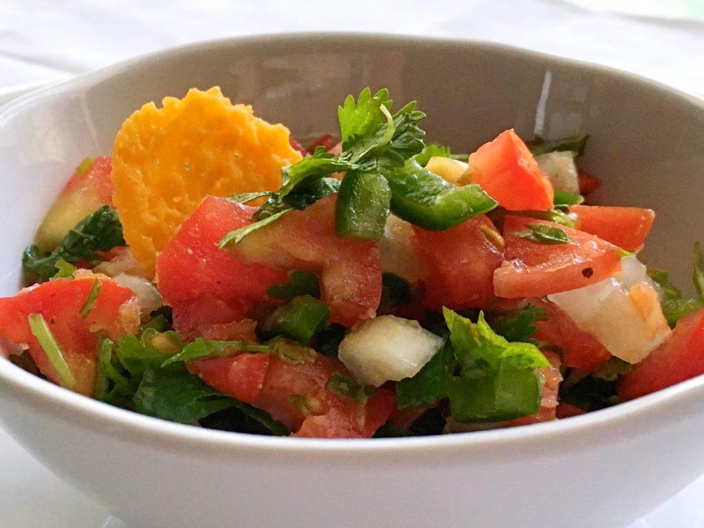 Pico De Gallo - Ketovangelist Kitchen