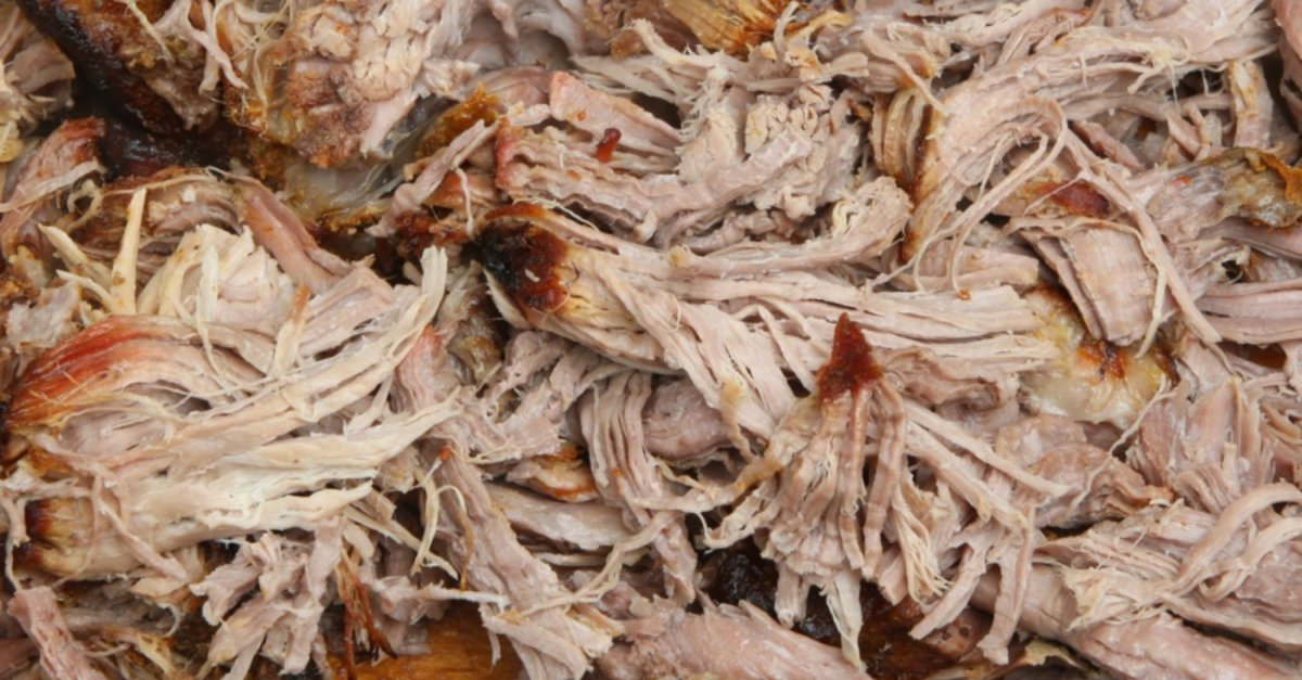 Pulled Pork Shoulder