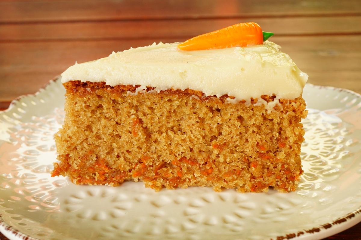 Carrot Cake (Torta De Zanahorias)