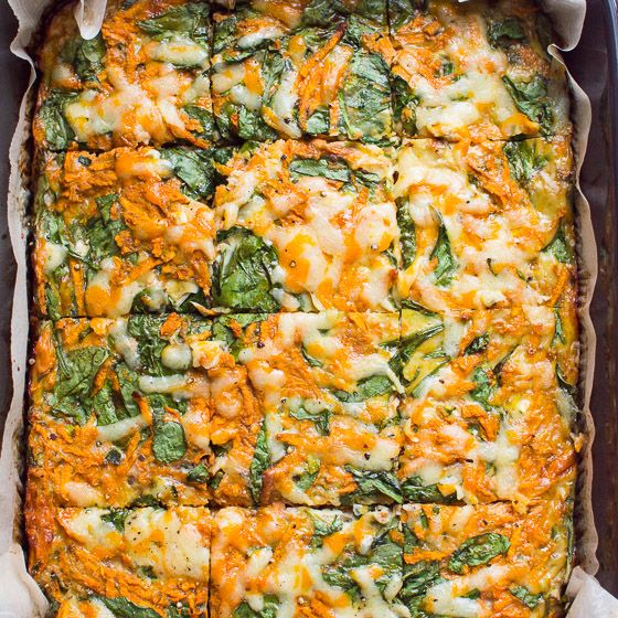 Sweet Potato Egg Casserole - Ifoodreal - Healthy Family Recipes