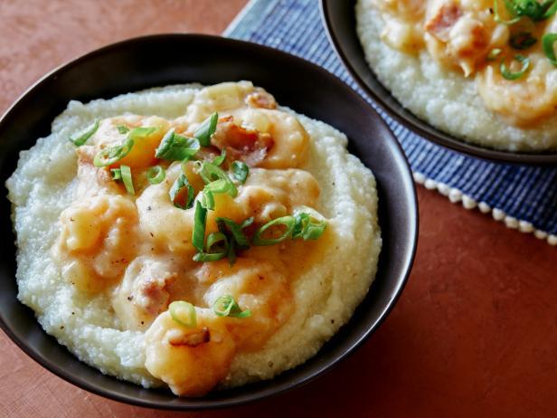 Kardea's Gullah Style Shrimp And Grits