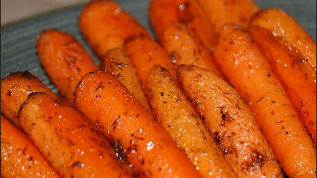 Honey Roasted Carrots Honey Roasted Carrots