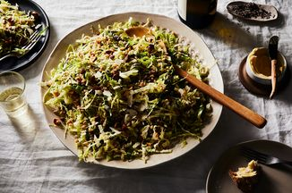 Winter Slaw With Farro