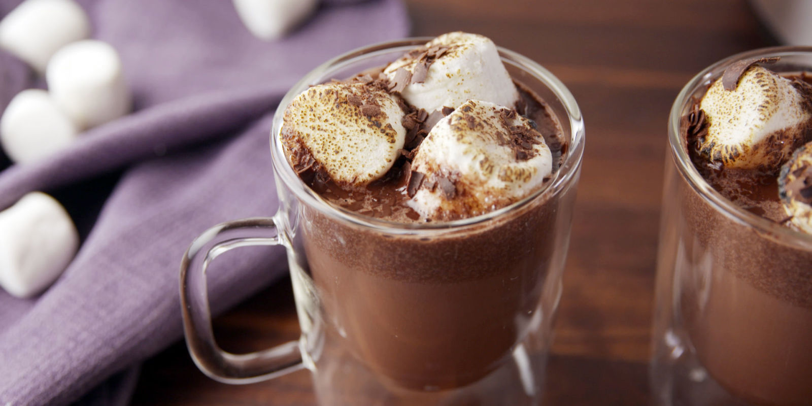 Crock-Pot Red Wine Hot Cocoa