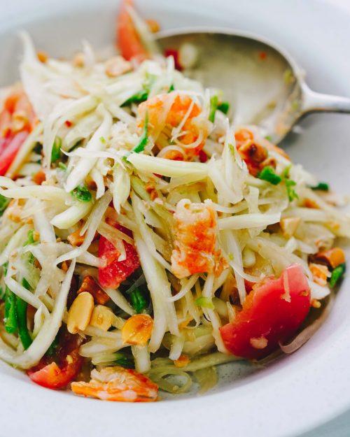 'Som Tum' Thai Papaya Salad - Marion's Kitchen