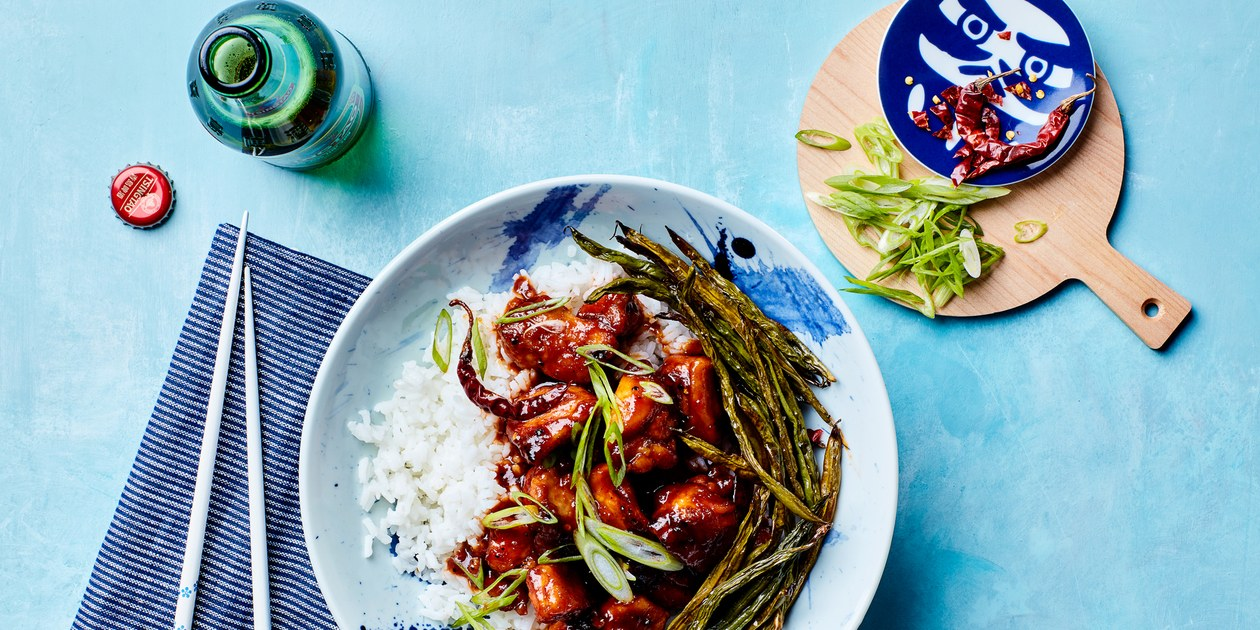 Easy General Tso's Chicken recipe | Epicurious.com Easy General Tso's Chicken