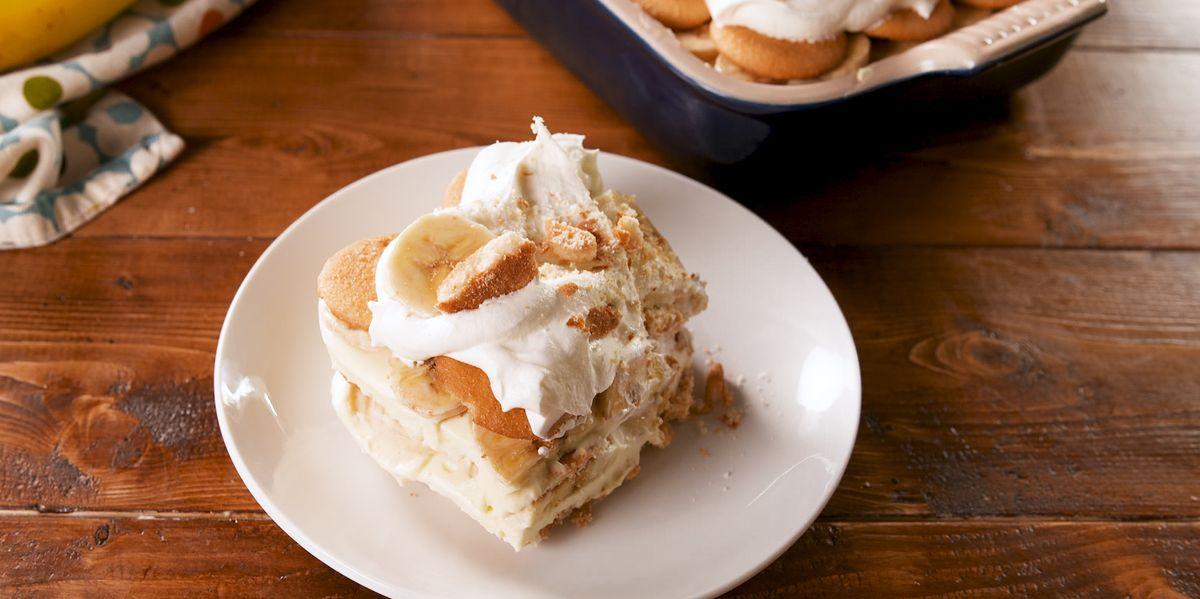 Pie: Banana Cream Lasagan