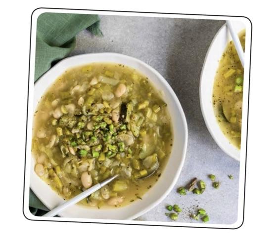Seasonal Minestrone Soup