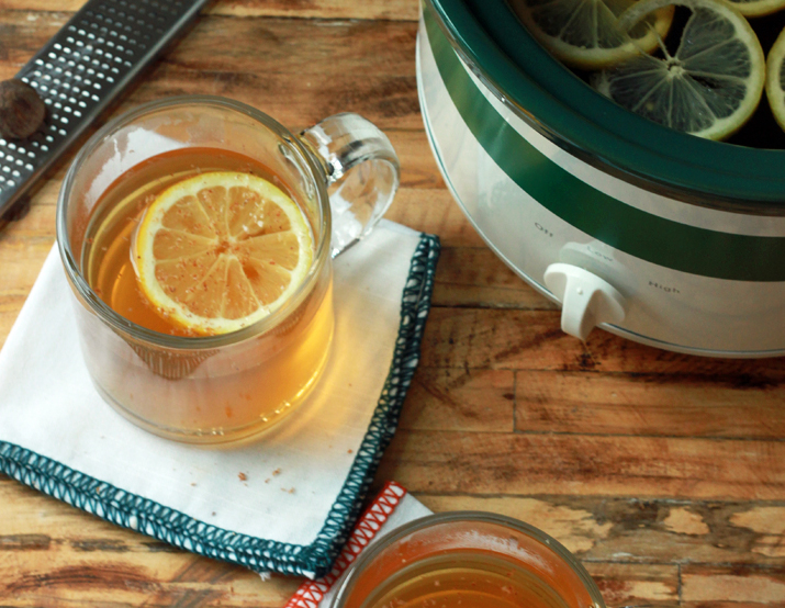 Hot Toddy - Alton Brown