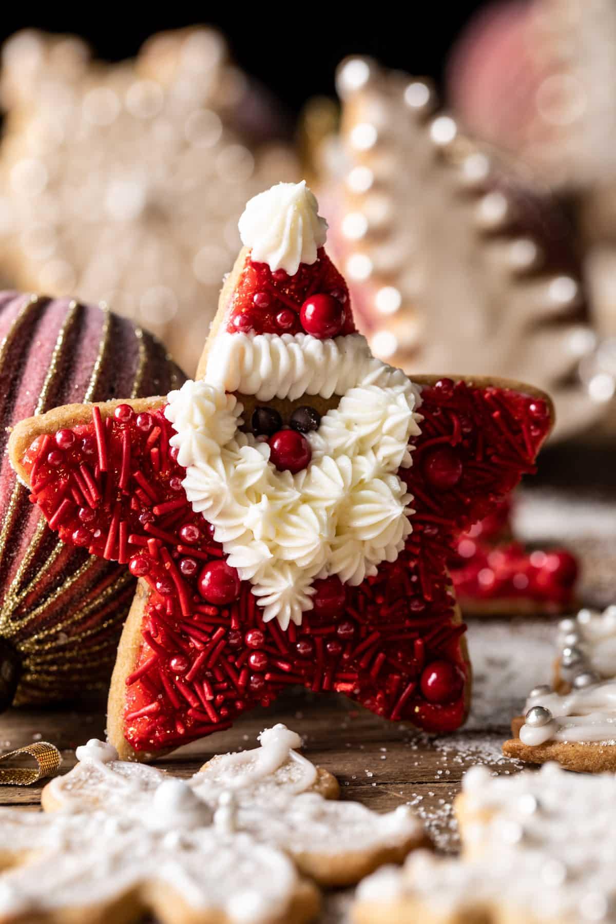 The Santa Clause Cookies. - Half Baked Harvest The Santa Clause Cookies.